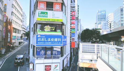 渋谷駅前おおしま皮膚科で茶アザ(扁平母斑)取りをした体験談をレポートする